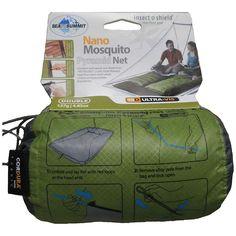 Sea to Summit Nano Mosquito Pyramid Net