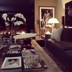 The Netherlands / Huizen / Headquarter / Living Room / Tom Ford / Entourage / Jackie Onassis / Ron Galella / Eric Kuster / Metropolitan Luxury