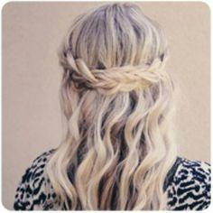 Pretty braid #hair