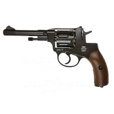Gletcher Nagant NGT CO2 Revolver - Kal. 4,5mm BB - max. 3,0 Joule