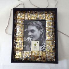 cornice bombata mosaico vetro e murrine art. L di TesserediMosaico