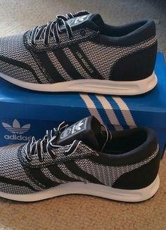 Adidas originali los angeles grigio / argento scarpe il mio sogno.