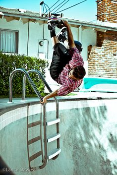 """Skateboarding doesn't make you a skateboarder: not being able to stop skateboarding makes you a skateboarder"" -Lance Mountain"