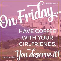 Yaaaaaaas YOU DESERVE IT!  Wrap up your work week with us over #coffee lite eats learning and networking with some POWERFUL WOMEN this Friday!  Join @terrafoti & @rushwahine FridayDecember 11th 830-10a as she helps us get over the fears of approaching ideal clients & start increasing leads  revenue #letsgo  Don't own a business (yet)? No worries  surround yourself with women who have been there you may discover what's been holding you back. We are committed to shining your light   Register…
