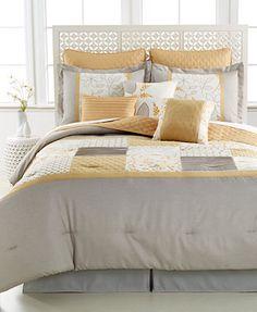Sycamore 10 Piece Queen Comforter Set