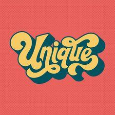 Retro Typography, Retro Logos, Typography Quotes, Typography Design, Logo Design, Inspiration Typographie, Typography Inspiration, Vintage Design, Retro Design