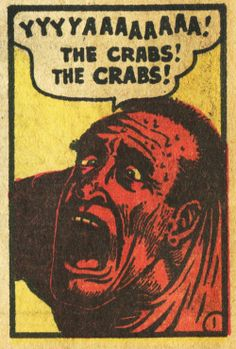 basil wolverton crabs http://stores.ebay.co.uk/Knowing-Flame-Comics