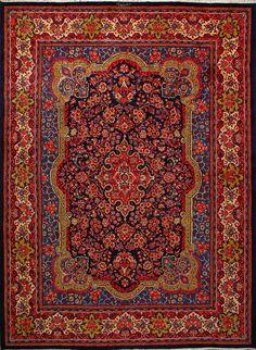 Iranian Carpet, Sarough Persian Rug