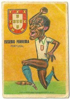 Figurita Tarjeton Futbol Sport 1967 - Eusebio - Portugal en venta en  Palermo Capital Federal Capital Federal por sólo   120 cd85ba4ef3863