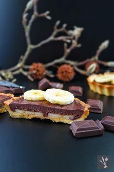 Eine kulinarische Entdeckungsreise: Es geht nach Frankreich mit Tartelettes au chocolat et à la banane