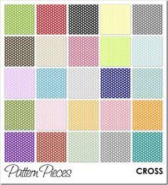 Pattern Pieces :: CROSS