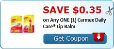 $3.80 in Savings on Carmex Products! (Plus Awesome Deals at Walmart with Ibotta Rebates!)