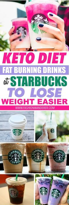 keto-diet-fat-burning-drinks-at-Starbucks-to-lose-weight