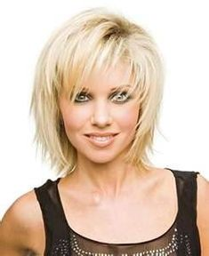 """This length is good for my chin line and a good cut for women over 50. Especially the top because it has a little height - and the cut is overall """"youthful""""..."""