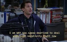 12 Brooklyn 99 Quotes Every College Student Can Relate To