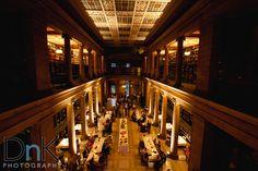James J Hill Library - Minneapolis Wedding Photographer   DnK Photography