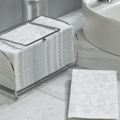 For modern appeal at budget friendly prices, choose from our wide selection of high quality guest towels available in several colors and patterns.