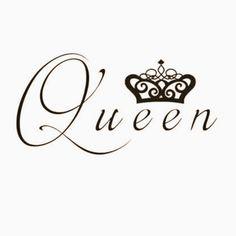 Love the font King Queen Tattoo, King Tattoos, Body Art Tattoos, Tatoos, Queen Crown Tattoo, Rosary Tattoos, Bracelet Tattoos, Crown Tattoos, Heart Tattoos
