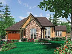 European Ranch House, 034H-0069