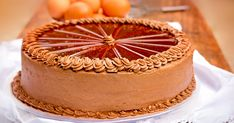 Cake Recipes from Scratch to Give Your Baking Skills a Go Hungarian Cake, Hungarian Recipes, Posne Torte, Kolaci I Torte, Torte Cake, Cake Recipes From Scratch, Food Cakes, Love Is Sweet, Cake Cookies