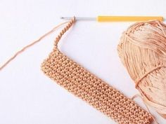 baby blanket crochet pattern for beginners Bag Patterns To Sew, Crochet Patterns For Beginners, Crochet Blanket Patterns, Crochet Stitches, Crochet Mask, Hand Crochet, Crochet Amigurumi, Filet Crochet, Diy Net Bags