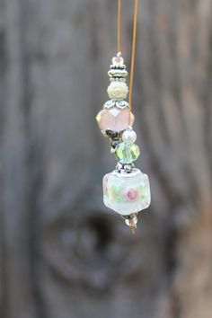 In My Dreams Shabby Chic Bookmark by EarmarksandBookmarks on Etsy, $25.00