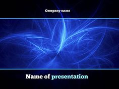 http://www.pptstar.com/powerpoint/template/abstract-blue-nebula/ Abstract Blue Nebula Presentation Template