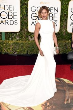 Laverne Cox at event of 73rd Golden Globe Awards (2016)