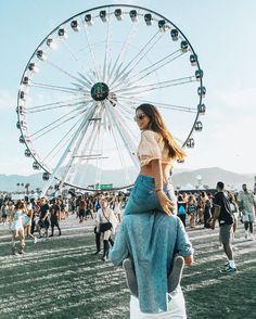 "13.4 mil Me gusta, 63 comentarios - Belen Hostalet (@belenhostalet) en Instagram: ""Killing it at Coachella day 2 with @giarogiarratana ⚡️⭐️ @levis_spain @levis #LiveInLevis…"""