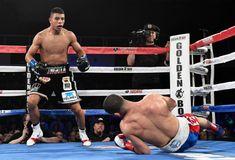 Jaime Munguia stops Sadam Ali in emphatic style