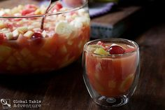 Recipe: Venezuelan Fruit Punch | Tizana