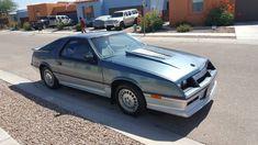 Domestic Turbo Rocket: 1985 Dodge Daytona Z - http://barnfinds.com/domestic-turbo-rocket-1985-dodge-daytona-z/
