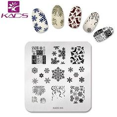 2017 Rolabling Nail Stamping Plates Konad Stamp Nail Art Template Manicure Tools Nail Template Stamping Plates Manicure
