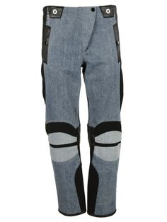 RAG & BONE Rag & Bone Panelled Jeans. #ragbone #cloth #jeans