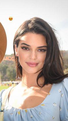 Kendall Jenner Icons, Kendall Jenner Makeup, Kendall Jenner Outfits, Estilo Jenner, Kardashian Jenner, Pretty Face, Natural Makeup, Pretty People, Makeup Looks