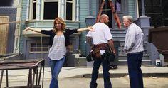 'Fuller House' Brings Back Original Tanner House -- The original Tanner Family home is being rebuilt on the Warner Bros. studio lot for the 'Full House' Netflix series. -- http://movieweb.com/fuller-house-netflix-series-tanner-home/