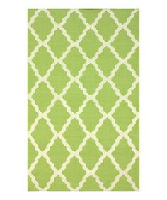 Don't forget zulily for great rug finds in wool and other natural fibers.