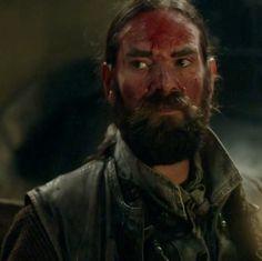 "Murtagh (Duncan LaCroix) in Episode 211 ""Vengeance is Mine"" of Outlander Season Two on Starz Outlander Gifs, Outlander Season 3, Outlander Casting, Outlander Tv Series, Duncan Lacroix, Scottish Warrior, Star Wars, Men In Kilts, Diana Gabaldon"