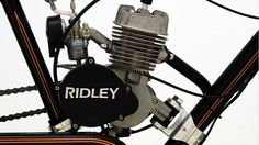 Ridley Vintage Motorbikes : Engines :: Model 48