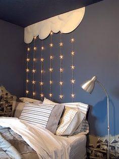 Starry Bedroom Wall Decor