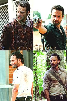 Rick Grimes...just keeps getting better & better <3
