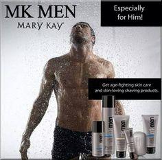 MK Men don't forget the men in your life.  Heather Becerra-Maldonado http://bit.ly/244gXgj  http://m.marykay.com/hbecerra-maldonado