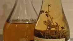 How to Make Herbal Vinegars — Mother Earth Living  ||  http://www.motherearthliving.com/cooking-methods/herb-flavored-vinegars-zmrz12aszdeb.aspx?utm_campaign=crowdfire&utm_content=crowdfire&utm_medium=social&utm_source=pinterest Managing Editor Allison Martin answers the reader-submitted questio... https://www.youtube.com/watch?v=bjWy6qoRmJY