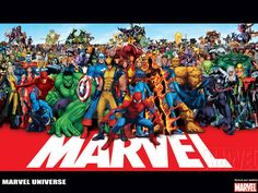 Marvel Comics!!