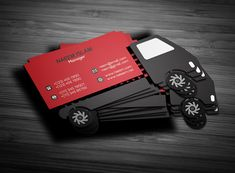 Creative examples of business cards. A powerful and professionally designed highly-creative business cards design can effectively promote your business.
