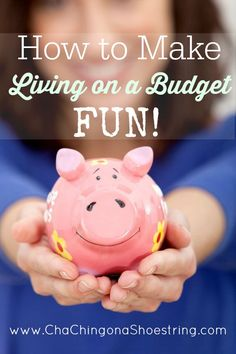 Think living on a budget means NO fun? Think again! Don't miss these helpful tips on how to make budgeting a blast.