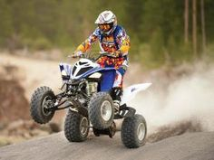 Model Upgrade - The 2013 Yamaha Raptor 700                          The Raptor 700 Gets a Round of Updates and a New Home  Written By: John Arens