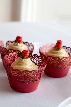 wedding desserts ideas - cupcake ideas