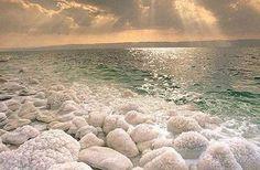 Mar Morto, tra Israele e Giordania