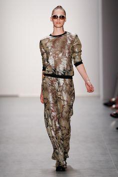Marcel Ostertag - Mercedes Benz Fashion Week / Berlin / Spring-Summer 2015